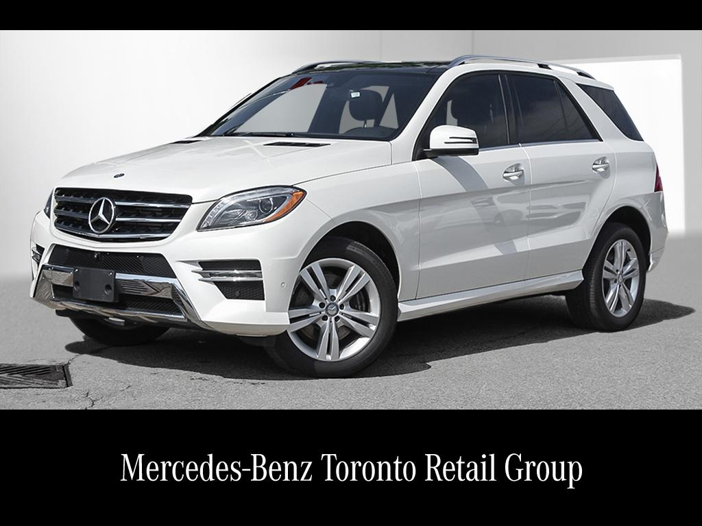 certified pre owned 2015 mercedes benz ml class ml350 suv