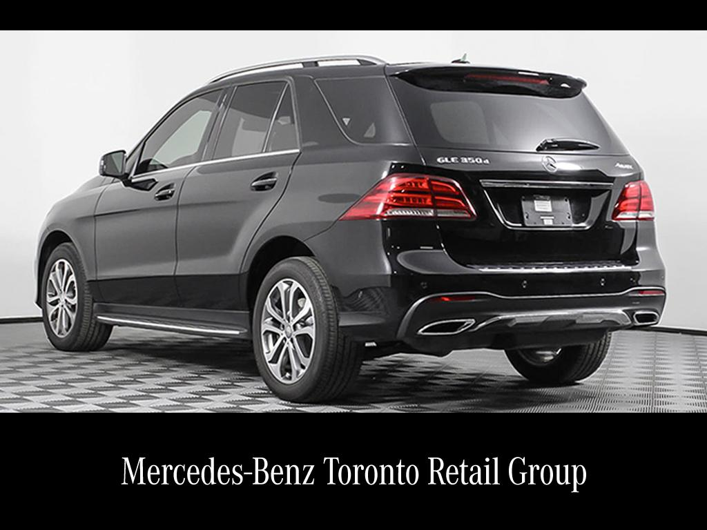 certified pre owned 2016 mercedes benz gle gle350d suv mh18787373a mercedes benz toronto. Black Bedroom Furniture Sets. Home Design Ideas