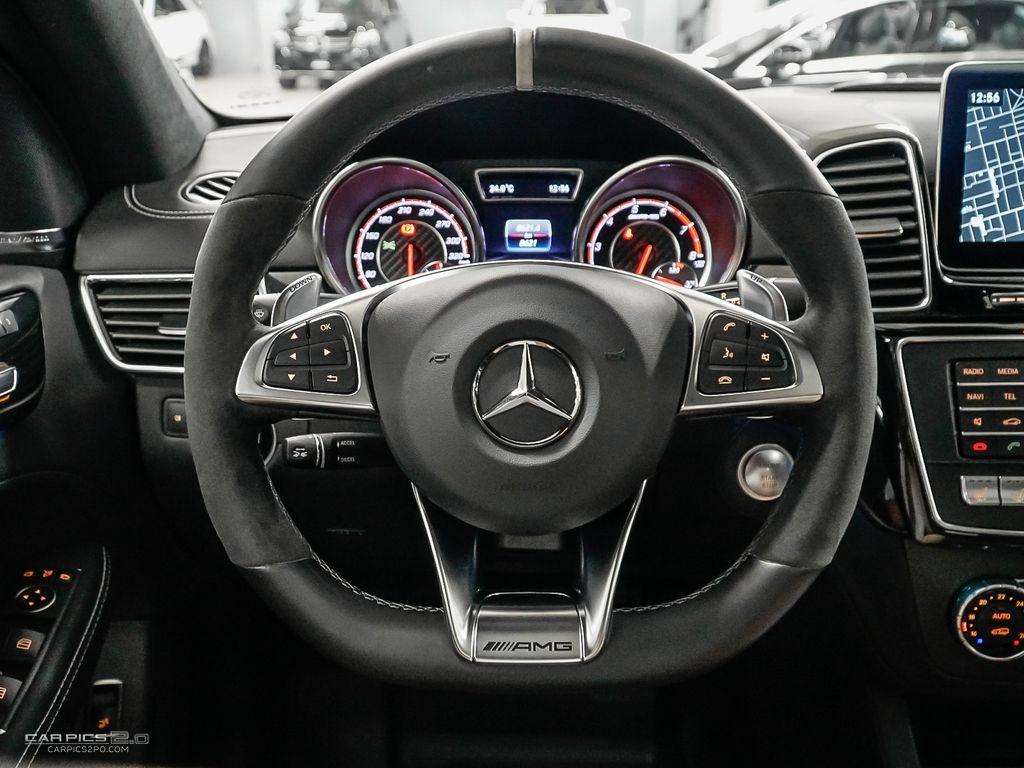 Certified Pre-Owned 2019 Mercedes-Benz GLE GLE 63 AMG