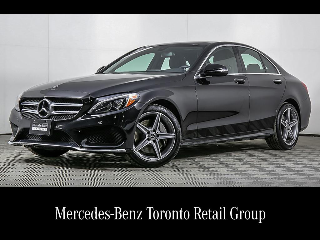 1a2c643726 Certified Pre-Owned 2018 Mercedes-Benz C-CLASS C300