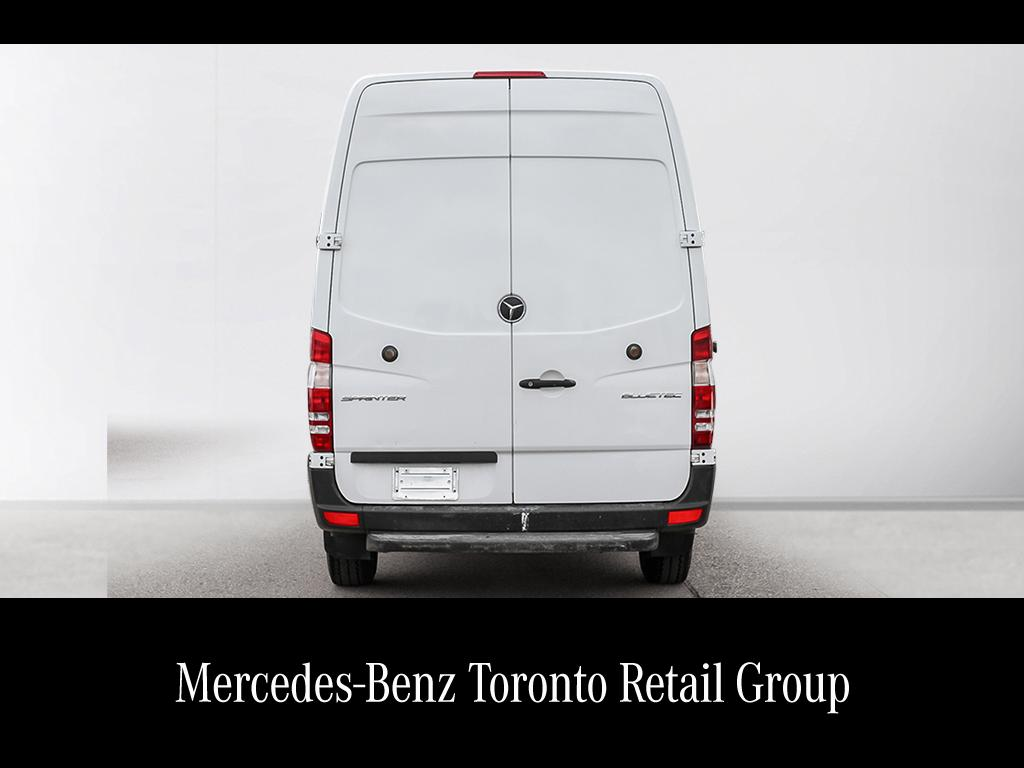 Certified Pre-Owned 2015 Mercedes-Benz Sprinter 2500 Cargo Sprinter V6 2500 Cargo 170