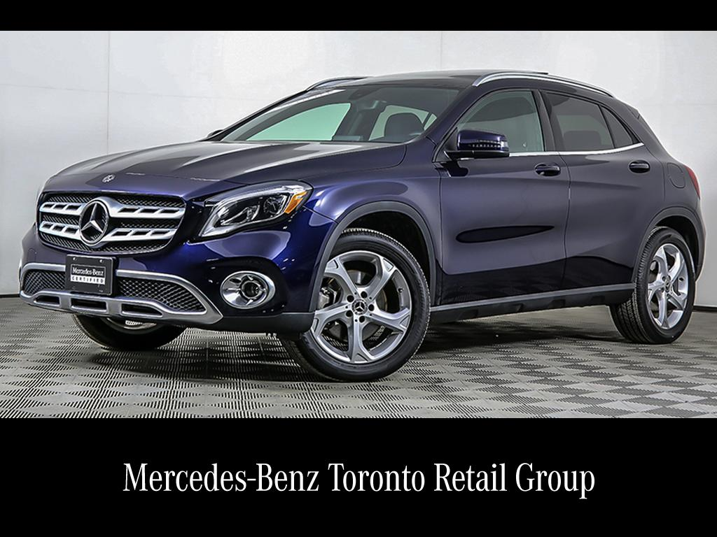 Pre-Owned 2018 Mercedes-Benz GLA GLA250