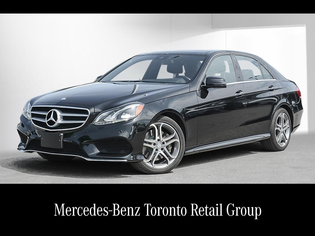 Certified pre owned 2014 mercedes benz e class e350 4 door for Mercedes benz downtown service