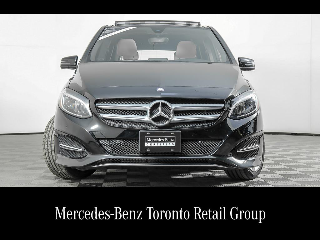 Certified Pre-Owned 2015 Mercedes-Benz B-CLASS B 250
