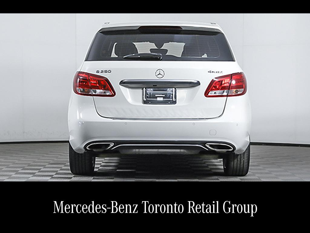 Certified Pre-Owned 2016 Mercedes-Benz B-CLASS B 250