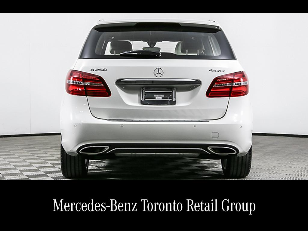 Certified Pre-Owned 2015 Mercedes-Benz B-CLASS B250