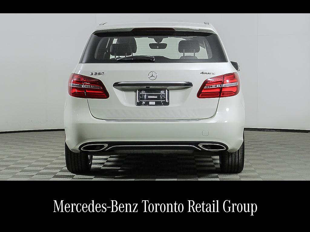 Certified Pre-Owned 2017 Mercedes-Benz B-CLASS B 250