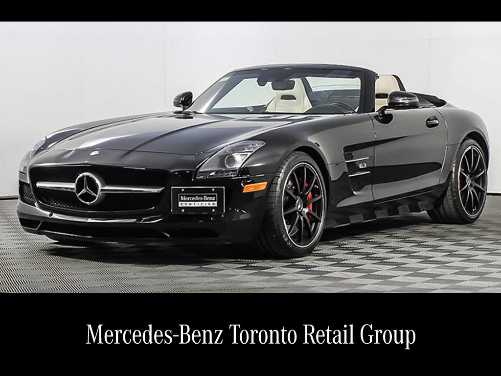 Lovely Pre Owned 2012 Mercedes Benz SLS SLS AMG