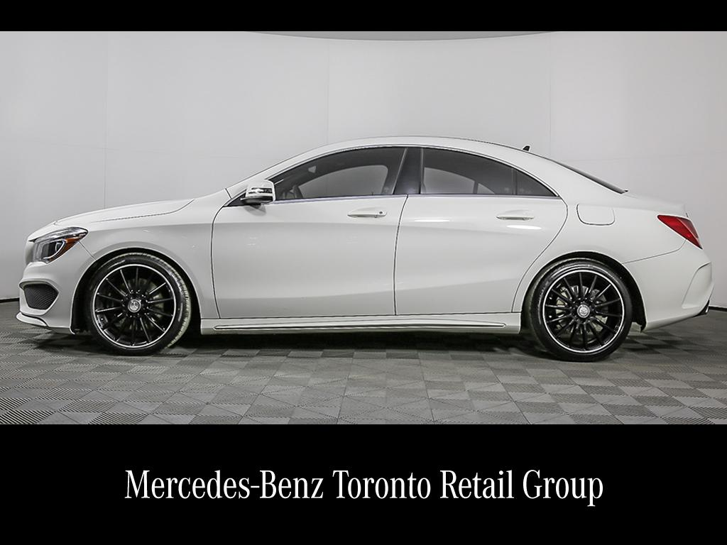 Certified Pre-Owned 2015 Mercedes-Benz CLA CLA250