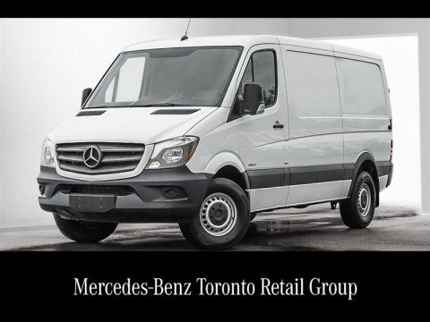 Certified Pre-Owned 2016 Mercedes-Benz Sprinter 2500 Cargo Sprinter V6 2500 Cargo 144